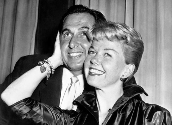 Doris Dej sa trećim suprugom