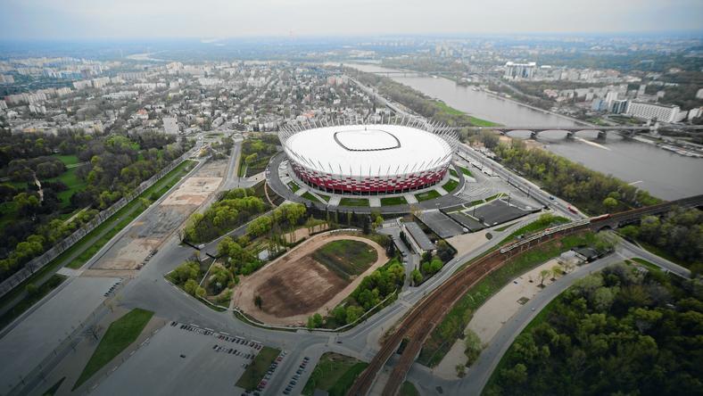 Stadion Narodowy, fot. Adam Stępień / Agencja Gazeta