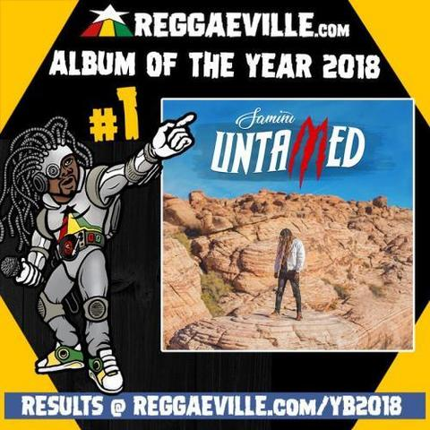 Samini's #Untamed wins album of the year on Raggaeville