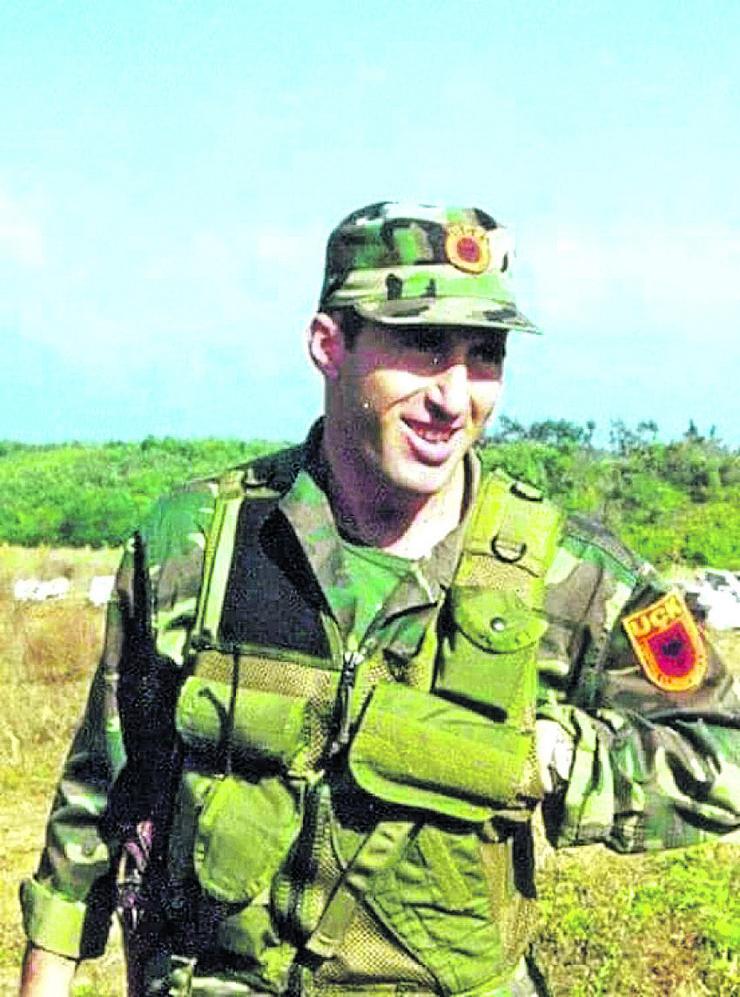 Ramush Haradinaj OVK