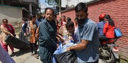 Znowu trzęsienie ziemi w Nepalu. Są ofiary