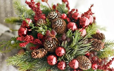 Dekoracje Stołu Na Boże Narodzenie Tylko Piękne Aranżacje