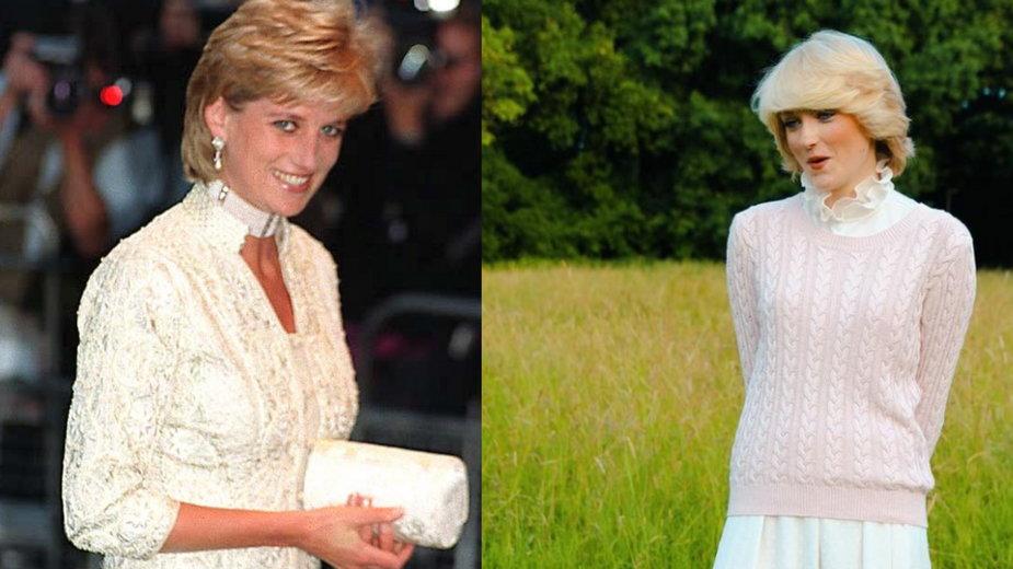 Wygląda jak księżna Diana w młodości. I robi furorę na TikToku (fot. Instagram/osenoraanna)