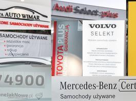 Samochody używane od dilerów - pewne, ale drogie