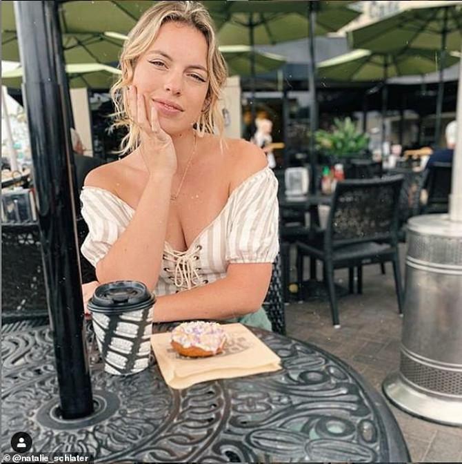 Blogerka Natali Šlater