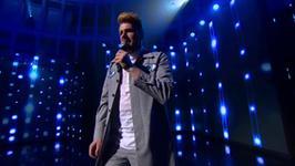 Wielka Gala Gwiazd Plejady: Martin Fitch jako George Michael