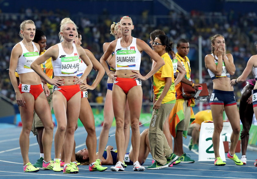 Rio 2016: Świetna Jóźwik, reszta lekkoatletów zawiodła w finałach.