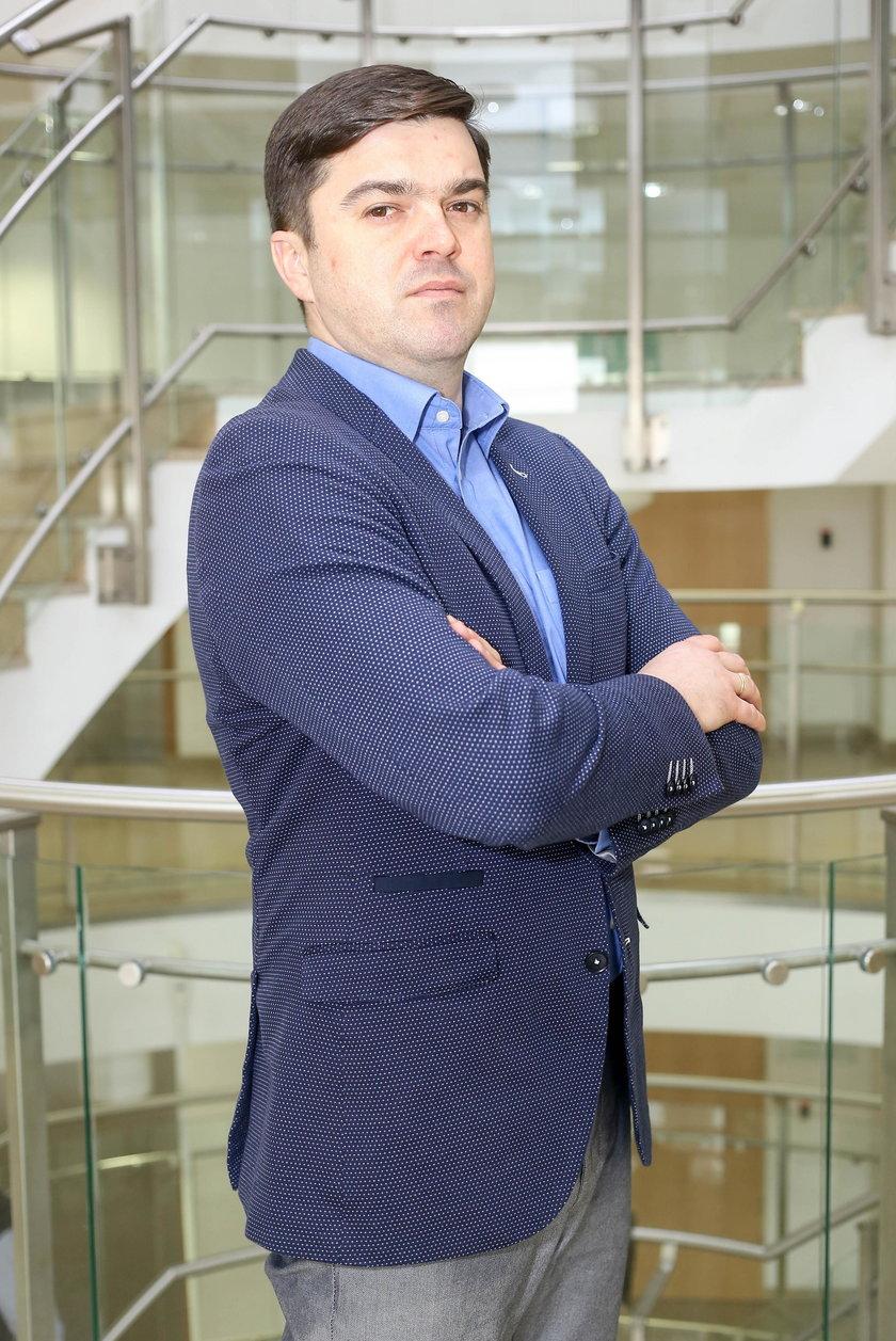 Wojciech Andrusiewicz rzecznik resortu zdrowia