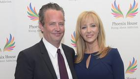 """Przyjaciele"": Matthew Perry i Lisa Kudrow razem na gali Triumph For Teens Awards"