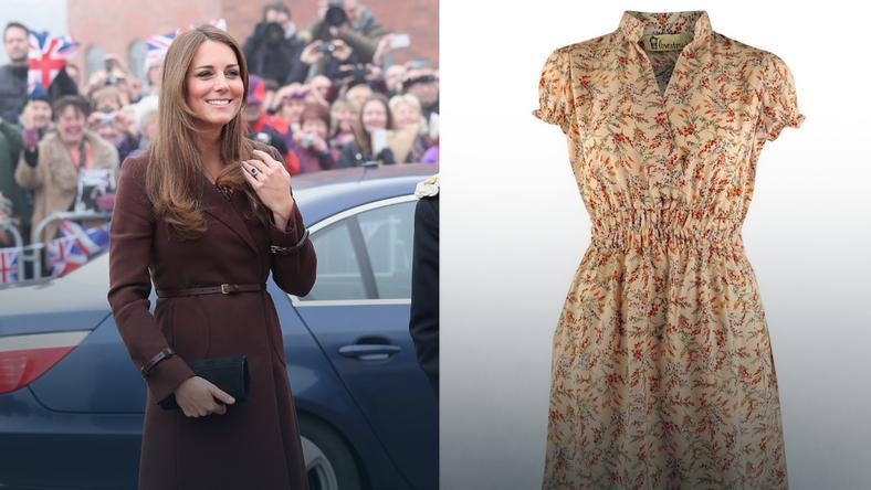 80a1fa19a6 Sukienka ciążowa Kate Middleton hitem sprzedaży - Moda