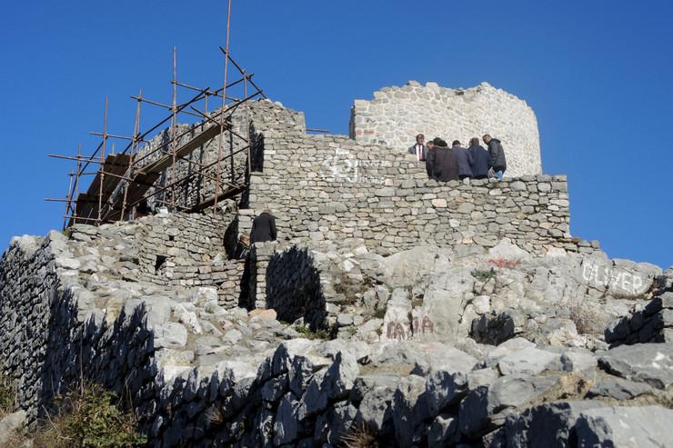 Tvrđava Stari grad u Užicu