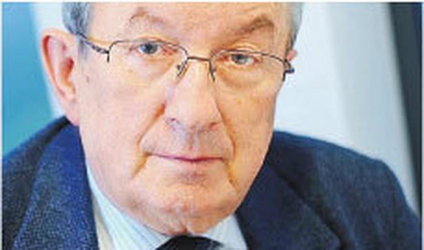 W obecnej sytuacji makroekonomicznej należy poważnie się zastanowić nad podniesieniem stóp procentowych - powiedział członek Rady Polityki Pieniężnej Jan Winiecki. Fot. DGP