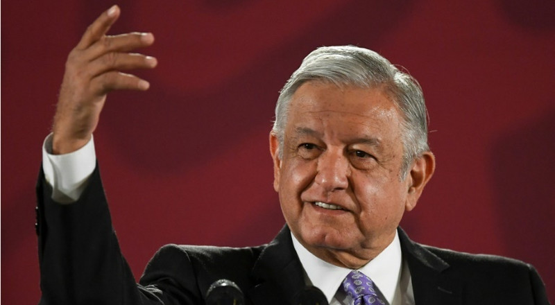 Mexican president requests referendum on prosecuting predecessors