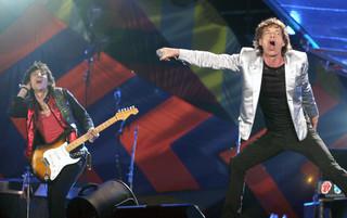 P. Stelmach: The Rolling Stonesi są żywym symbolem rock and rolla