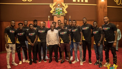 Ghana's Black Stars strategy is like blowing cash at a strip club hoping one follows you home - ɛnfa!
