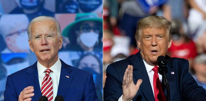 Trump i Biden różnią się niemal we wszystkim. Ale w jednej ważnej sprawie dla Polski są wyjątkowo zgodni
