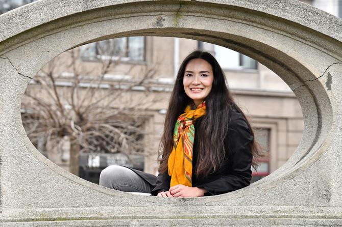 Ariadna Vrljanovicć Zhao: Koreni su mi i u  Srbiji i u Kini