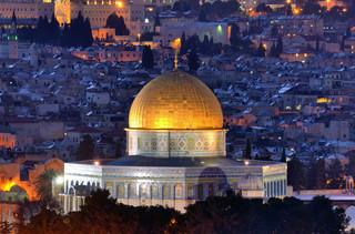 Izrael: Ponad 320 rannych w starciach Palestyńczyków z policją w meczecie Al-Aksa