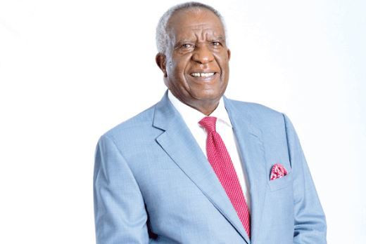 Peter Munga, the outgoing chairman of Kenya's Equity Group.