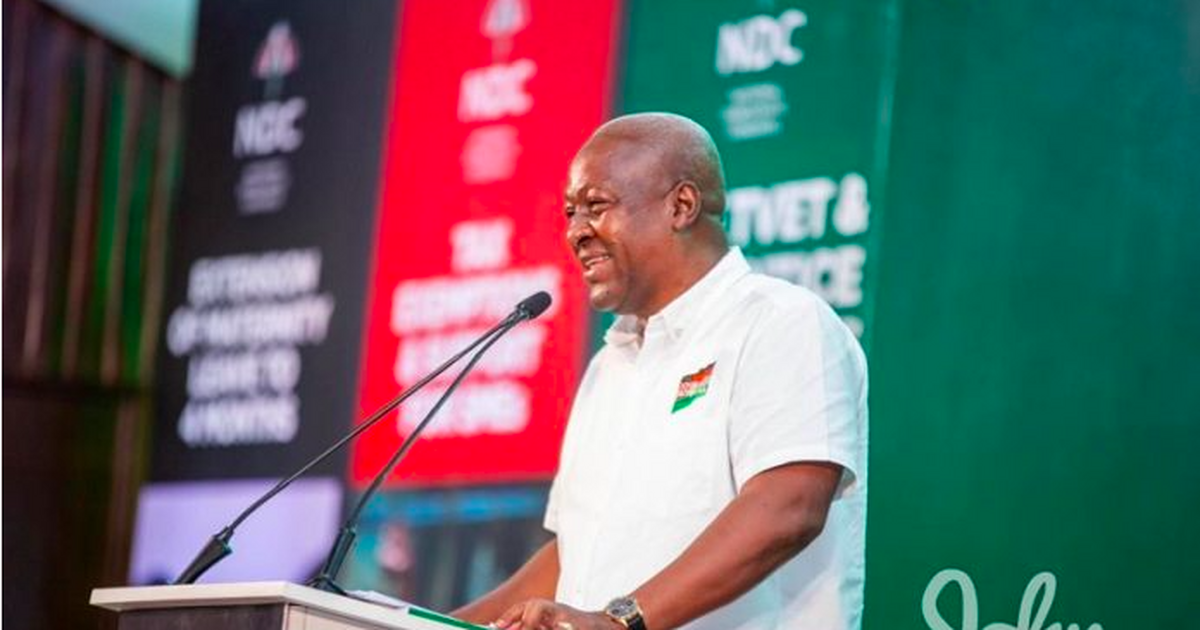 Report on building more mortuaries for Zongos distorted and false – John Mahama [ARTICLE]