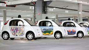 Amerykański rząd wspiera technologię autonomicznych aut