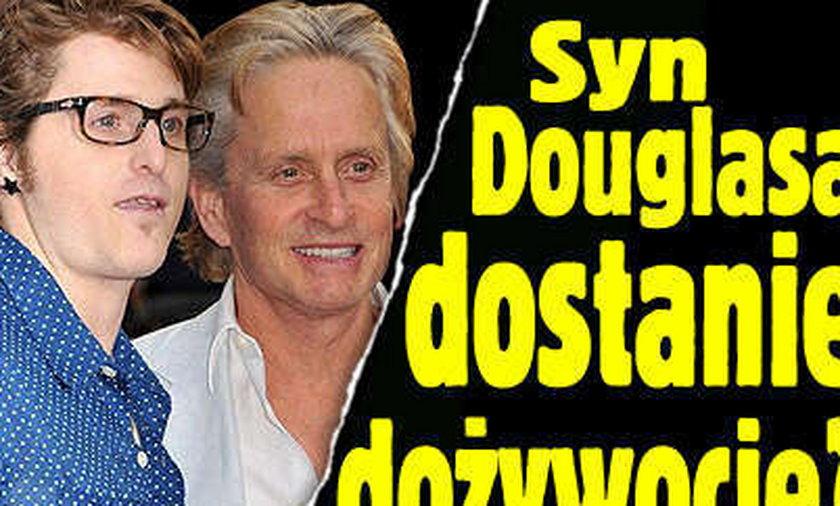Syn Douglasa dostanie dożywocie?