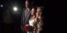 Wyłączyli im prąd podczas ślubu!