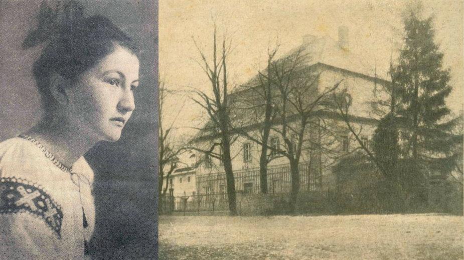 Zbrodnia w Pałacu Książęcym we Wleniu - zabójstwo Dorothei Rohrbeck