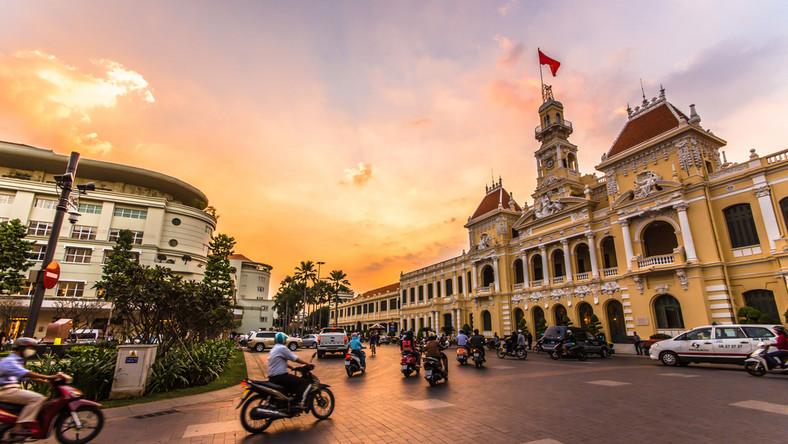 Ho Chi Minh (dawniej Sajgon), Wietnam