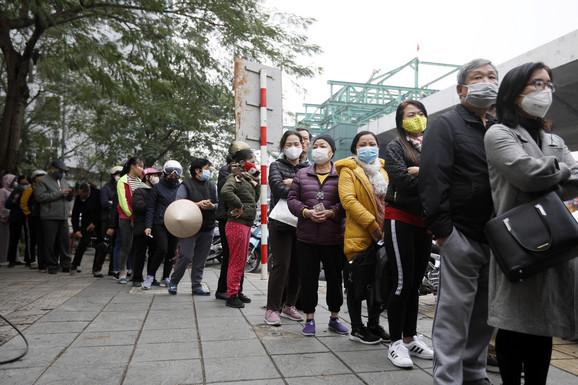 Korona virus se pojavio u Kini u januaru