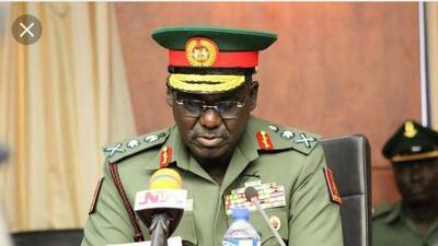 Buratai lauds troops for dislodging Boko Haram terrorists in Marte
