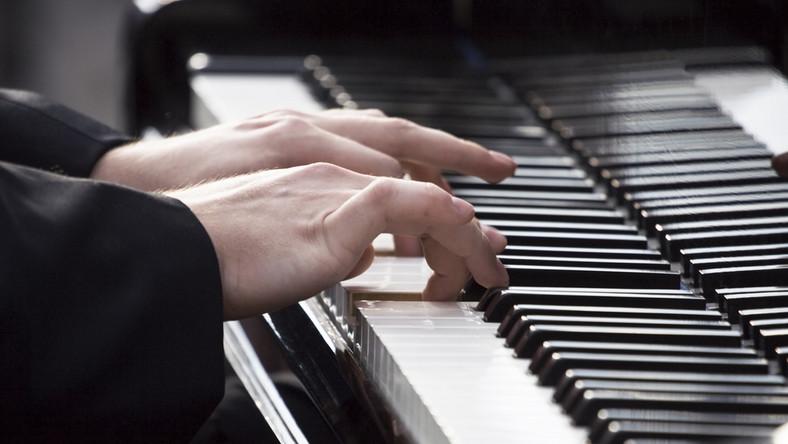 Fortepian, pianista