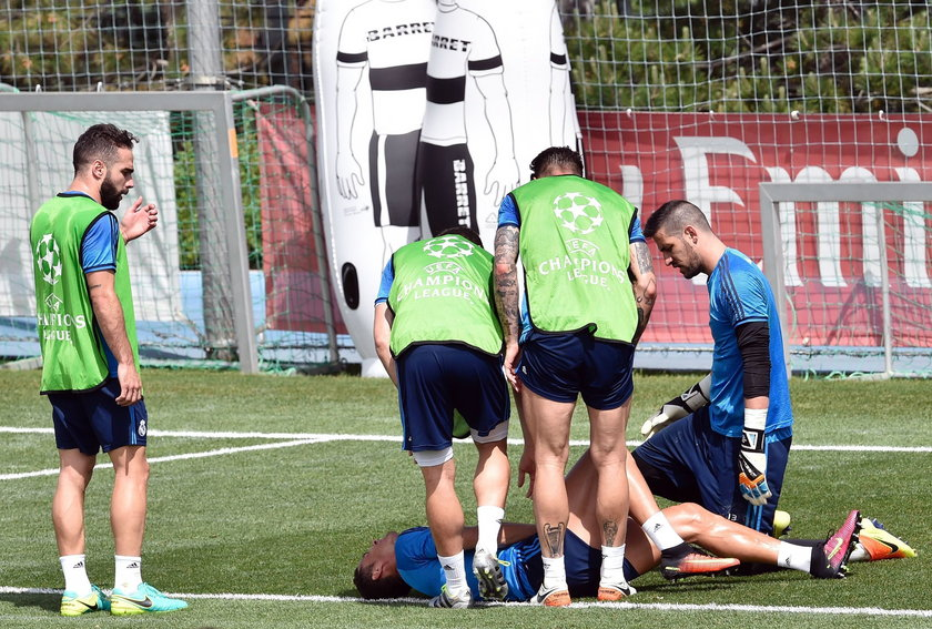 Uraz gwiazdora Realu Madryt przed finałem Ligi Mistrzów