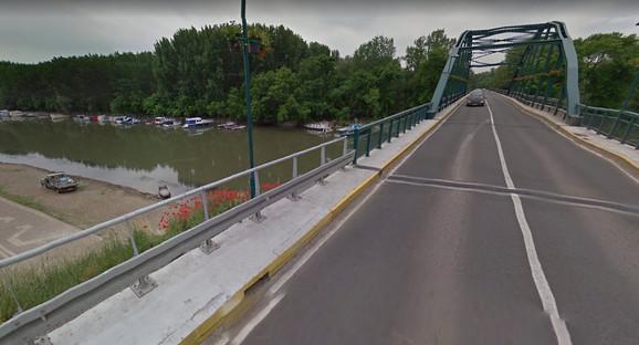 Most na Tamišu