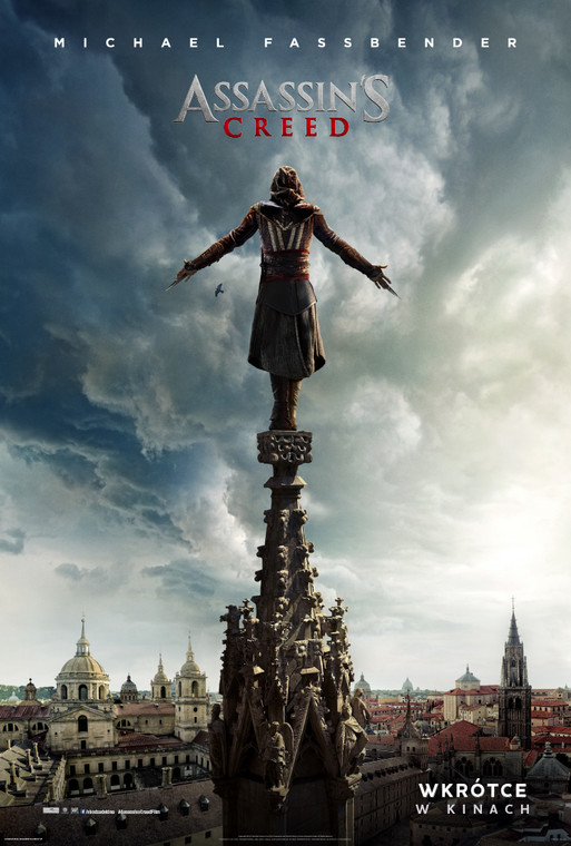 """Assassin's Creed"" - plakat"