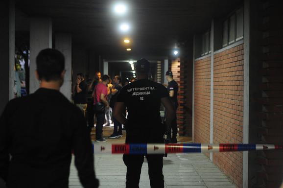 Advokat je ubijen ispred zgrade