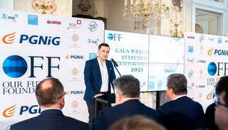 Gala wręczenia Stypendiów OFF 2021