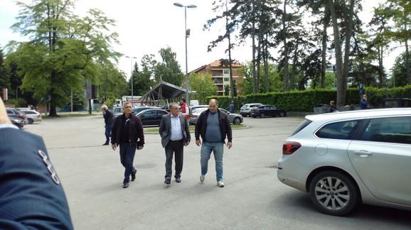 Nebojša Čović stiže na Skupštinu ABA lige