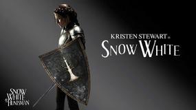 Kristen Stewart jako Królewna Śnieżka z mieczem