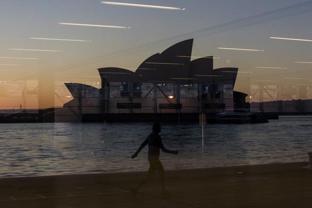 Widok na Operę w Sydney, Australia