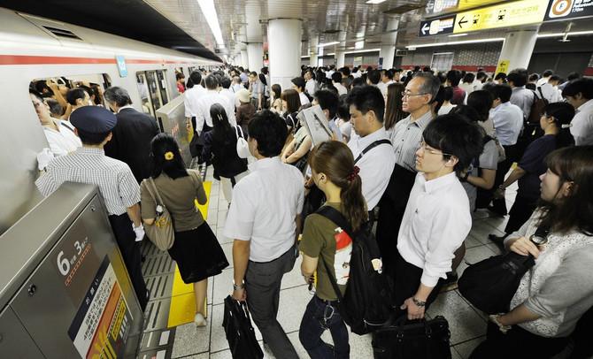 U Japanu se mesto starijim osobama ne nudi