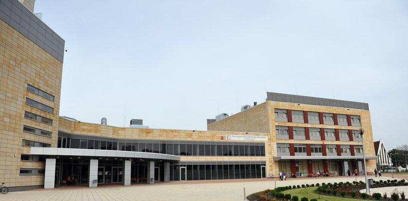 Założyli hotel na uczelni