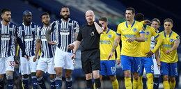 Sędzia i koledzy popsuli debiut Jakuba Modera w Premier League