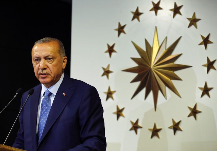 Redžep Tajip Erdogan, EPA