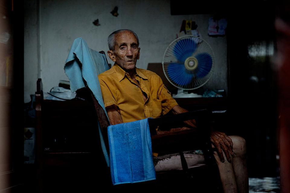 """The Void we Leave - An aging community in Cuba"", Oded Wagenstein"