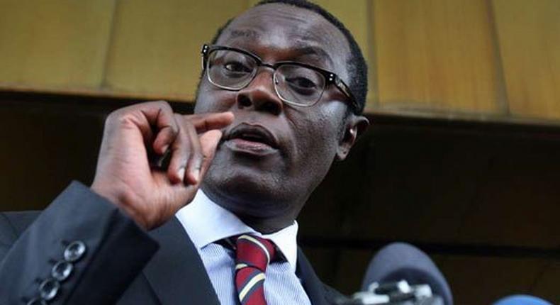 Mutahi Ngunyi accuses Itumbi of creating fake account tweeting in his name