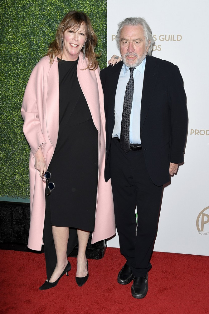 Robert de Niro i Džejn Rozental
