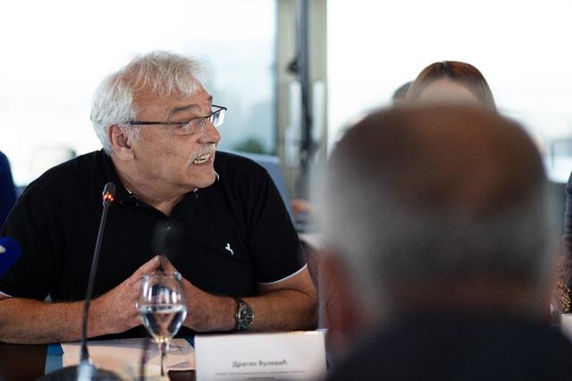 Dragan Vulović, posebni savetnik ministra za rad, zapošljavanje, boračka i socijalna pitanja
