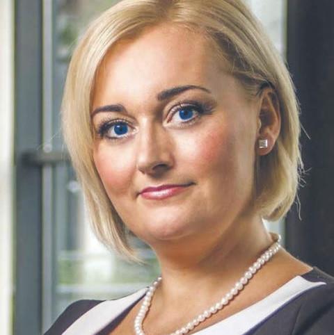 Dorota Pawnuk, burmistrz miasta i gminy Strzelin