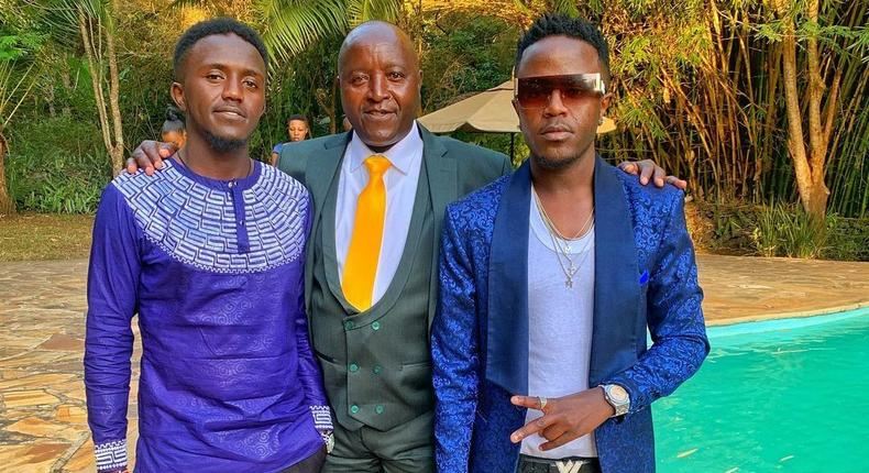 Gospel Singer Mash Mwana loses his Father, appeals for financial help